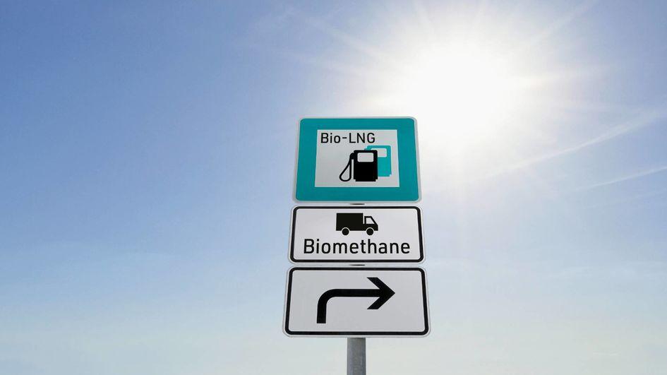 Bio-LNG - a climate-friendly fuel